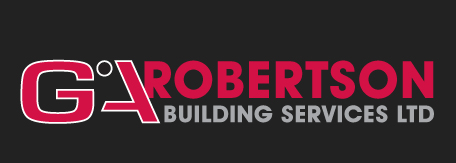 GA Robertson Building Services LTD Logo